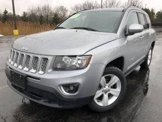 Used 2016 Jeep Compass HIGH ALTITUDE 4WD for sale in Cayuga, ON