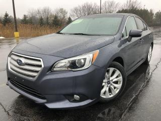 Used 2017 Subaru Legacy PREMIUM AWD for sale in Cayuga, ON