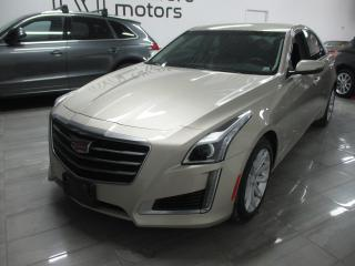 Used 2015 Cadillac CTS - NAVI, LOW KM - RWD for sale in Oakville, ON