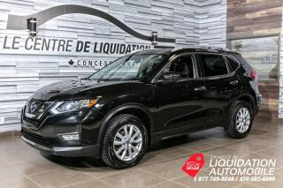 Used 2017 Nissan Rogue SV+AWD+MAGS+TOIT OUV+BLUETOOTH+CAMERA REC for sale in Laval, QC