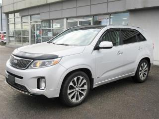 Used 2014 Kia Sorento SX AWD / Leather/ Navigation / Camera / Heated seats and steering / Panoramic Sunroof/ clean out price for sale in Mississauga, ON