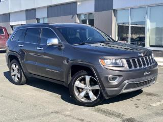 Used 2014 Jeep Grand Cherokee LIMITED  ''GPS TOIT CAMERA'' for sale in Ste-Marie, QC