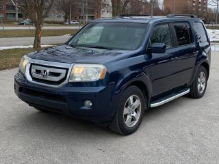 Used 2009 Honda Pilot 4WD 4dr EX-L for sale in Guelph, ON