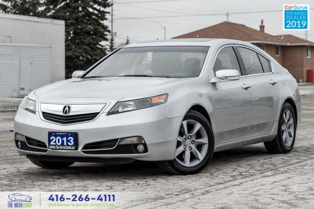 2013 Acura TL TechPkg|FWD|Clean Carfax|Leather|Navi|Keyless