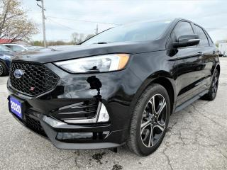 Used 2020 Ford Edge ST | Heated Seats | Panoramic Roof | Power Lift Gate for sale in Essex, ON