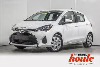 Used 2015 Toyota Yaris LE, Automatique, A/C for sale in Montréal, QC