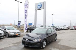 Used 2015 Volkswagen Golf 1.8L TSI Trendline for sale in Whitby, ON
