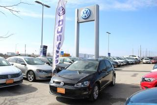 Used 2017 Volkswagen Golf 1.8L TSI Comfortline for sale in Whitby, ON