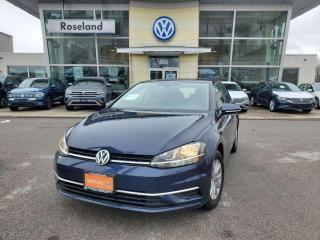 Used 2018 Volkswagen Golf Trendline 4dr FWD Hatchback for sale in Burlington, ON