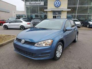 Used 2016 Volkswagen Golf Trendline 4dr FWD Hatchback for sale in Burlington, ON