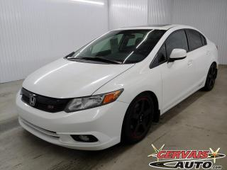 Used 2012 Honda Civic Si GPS Toit Ouvrant Bluetooth Mags for sale in Shawinigan, QC