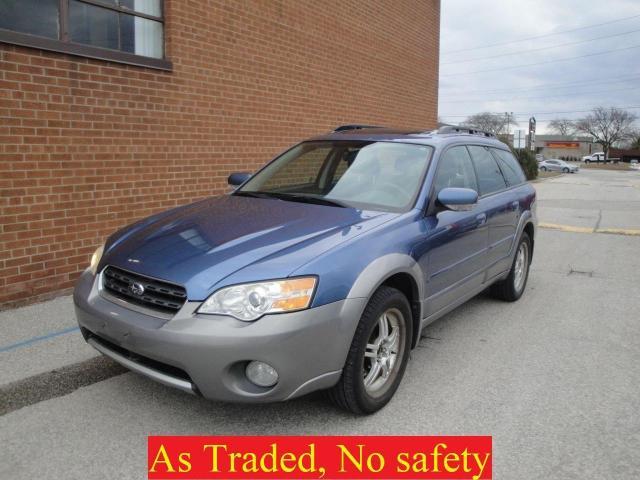 2007 Subaru Outback 2.5i/ NO ACCIDENTS