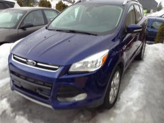Used 2014 Ford Escape 4 RM 4 portes Titanium for sale in Montréal, QC