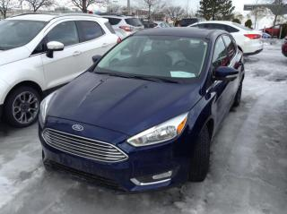 Used 2016 Ford Focus Hayon 5 portes TITANIUM for sale in Montréal, QC