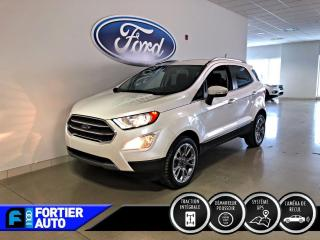 Used 2018 Ford EcoSport Titanium 4RM for sale in Montréal, QC
