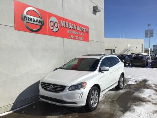 Used 2017 Volvo XC60 T6 Drive-E Premier AWD 5dr T6 Drive-E Premier for sale in Edmonton, AB