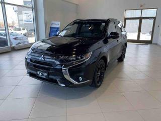 Used 2019 Mitsubishi Outlander SE Black Edition for sale in Winnipeg, MB