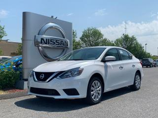 Used 2019 Nissan Sentra S for sale in Drummondville, QC