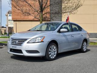 Used 2014 Nissan Sentra S for sale in Drummondville, QC