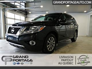 Used 2016 Nissan Pathfinder 4WD, SV **Bas Kilométrage**7 passagers** for sale in Rivière-Du-Loup, QC