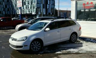 Used 2012 Volkswagen Golf Wagon Comfortline for sale in Oshawa, ON