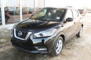 New 2020 Nissan Kicks S BACK UP CAMERA BLUETOOTH for sale in Edmonton, AB