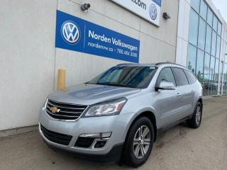 Used 2017 Chevrolet Traverse LT AWD - SUNROOF / HEATED SEATS / BACKUP CAM for sale in Edmonton, AB