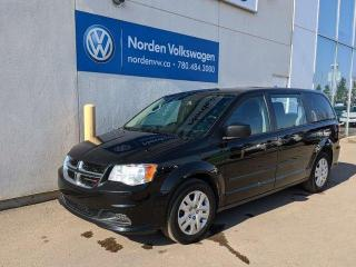 Used 2017 Dodge Grand Caravan CVP PACKAGE for sale in Edmonton, AB