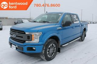 New 2020 Ford F-150 XLT 301A, 5.0L V8, 4X4 Supercrew, Auto Start/Stop, Cruise Control, Pre-Collision Assist, Remote Keyless Entry, Rear View Camera for sale in Edmonton, AB