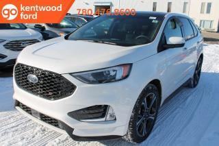 New 2020 Ford Edge ST 400A, AWD, 2.7L GTDI, Auto Start/Stop, Power Heated Seats, Power Liftgate, Lane Keeping System, Pre-Collision Assist, Reverse Camera/Sensing System, Navigation, Panoramic Roof for sale in Edmonton, AB