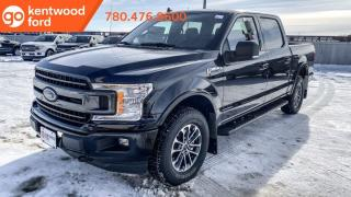 New 2020 Ford F-150 XLT 301A 4X4 SuperCrew 5.0L V8, Auto Start/Stop, Pre-Collision Assist, Rear View Camera and Remote Keyless Entry, for sale in Edmonton, AB