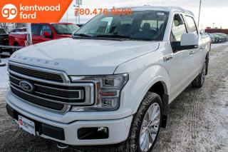 New 2020 Ford F-150 Limited 900A, 4X4 Limited, 3.5L Ecoboost, Auto Start/Stop, Power Heated/Cooled Seats, Lane Keeping System, Pre-Collision Assist, Remote Keyless Entry/Keypad, Trailer Tow Package, Rear View Camera, Nav for sale in Edmonton, AB