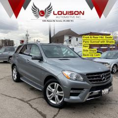 Used 2012 Mercedes-Benz M-Class ML 350 BlueTEC for sale in Toronto, ON
