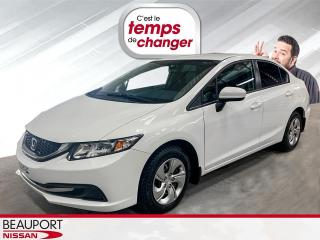 Used 2015 Honda Civic LX BERLINE ***13 500 KM*** for sale in Beauport, QC