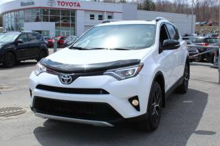 Used 2016 Toyota RAV4 Traction intégrale 4 portes SE for sale in Shawinigan, QC
