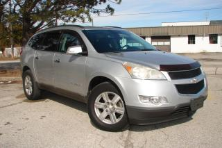 Used 2009 Chevrolet Traverse 1LT for sale in Mississauga, ON