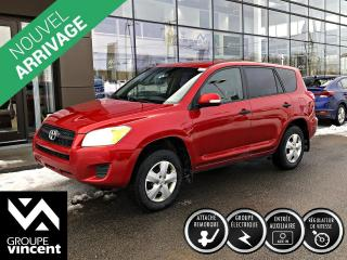 Used 2009 Toyota RAV4 ** ATTACHE REMORQUE ** VUS a bas prix! for sale in Shawinigan, QC