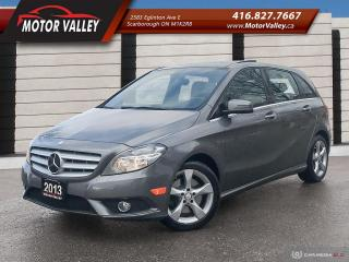 Used 2013 Mercedes-Benz B-Class B 250 Sports Tourer B.UP Cam - No Accident! for sale in Scarborough, ON
