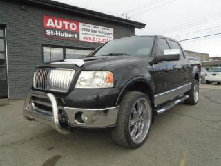 Used 2006 Lincoln Mark LT 4X4 for sale in St-Hubert, QC