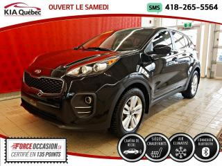 Used 2018 Kia Sportage LX* SIEGES CHAUFFANTS* CAMERA* for sale in Québec, QC