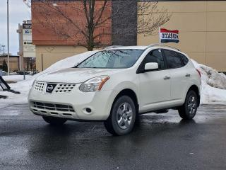 Used 2010 Nissan Rogue S for sale in Drummondville, QC