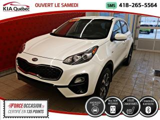Used 2020 Kia Sportage LX* AWD* ANNIVERSAIRE* SIEGES CHAUFFANTS for sale in Québec, QC