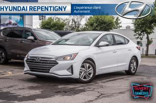 Used 2020 Hyundai Elantra Preferred w-Sun & Safety Package IVT *TOIT OUVRANT for sale in Repentigny, QC