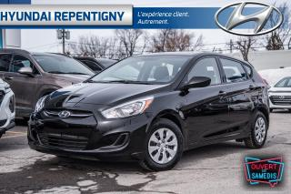 Used 2016 Hyundai Accent 5dr HB Man GL *SIEGES CHAUFFANTS* for sale in Repentigny, QC