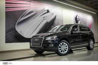 Used 2015 Audi Q5 PROGRESSIV - 2.0 TFSI - QUATTRO AWD for sale in Sherbrooke, QC