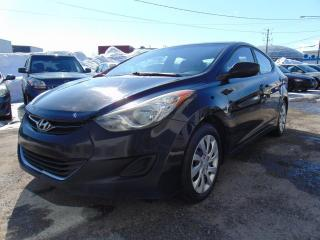 Used 2012 Hyundai Elantra *****bluetooth*****a/c******* for sale in St-Eustache, QC