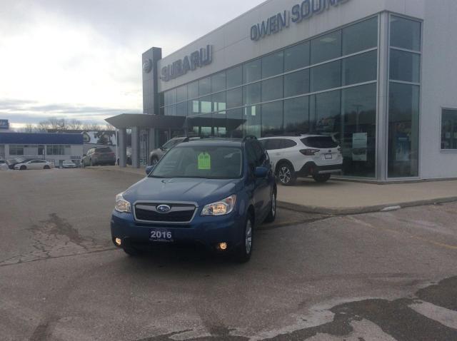 2016 Subaru Forester i Touring