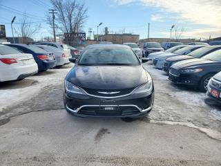 Used 2015 Chrysler 200 C for sale in Winnipeg, MB