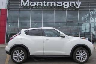 Used 2016 Nissan Juke traction intégrale SV for sale in Montmagny, QC