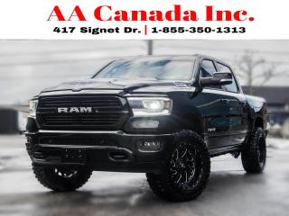 Used 2019 RAM 1500 Big Horn for sale in Toronto, ON